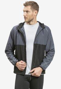 Endurance - ATWOOD - Training jacket - black - 0