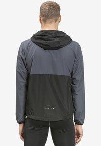 Endurance - ATWOOD - Training jacket - black - 2