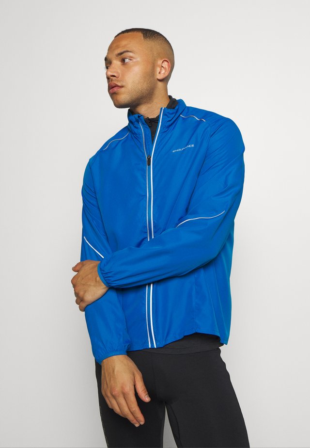 BERNIE JACKET - Sports jacket - imperial blue