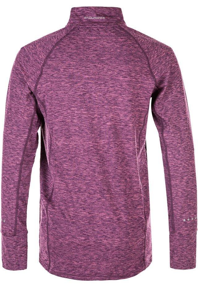 LYLE - Funktionsshirt - 4105 deep purple