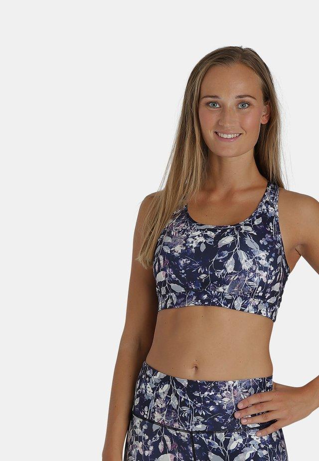 SPORT-BH ZURI - Sports bra - dark blue