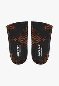 Enertor - SHOCK ABSORTING 3/4 LENGTH INSOLE - Insole - black - 0