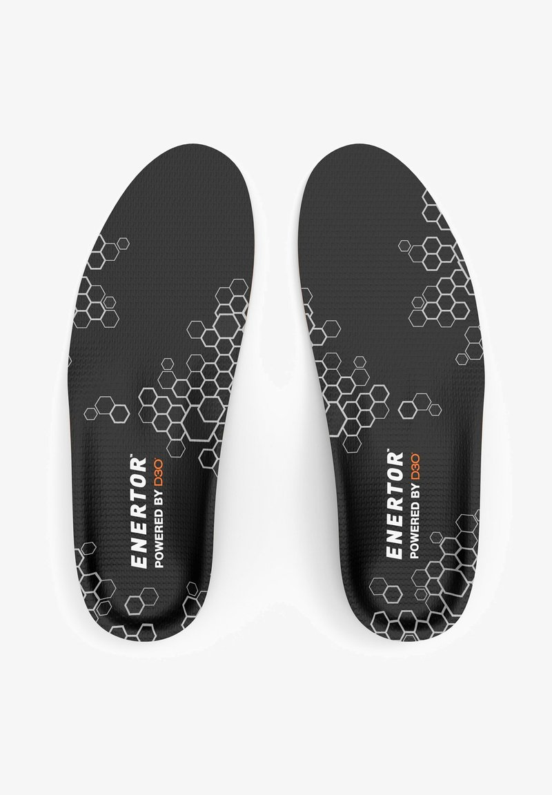 Enertor - PERFORMANCE SUPPORTIVE INSOLE - Insole - black