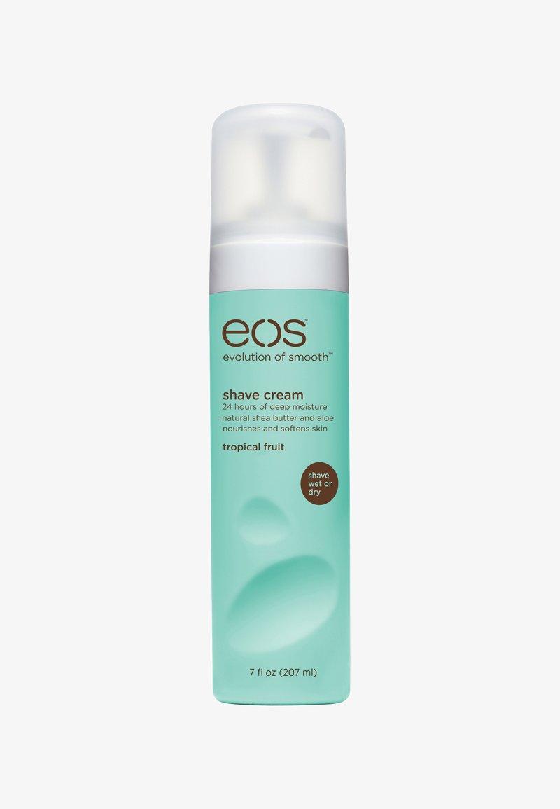 eos - SHAVING CREAM 207ML - Hair removal - tropical fruit
