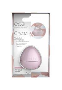 eos - CRYSTAL LIPBALM 7G - Lip balm - hibiscus peach - 2