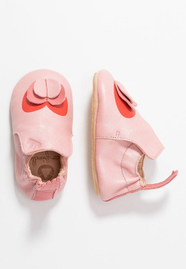 BLUBLU COEUR - First shoes - powder