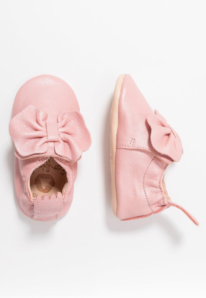 Easy Peasy - BLUMOO NOEUD - First shoes - powder
