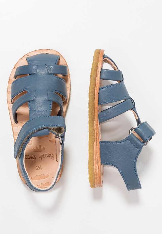 DUDU - Sandals - denim