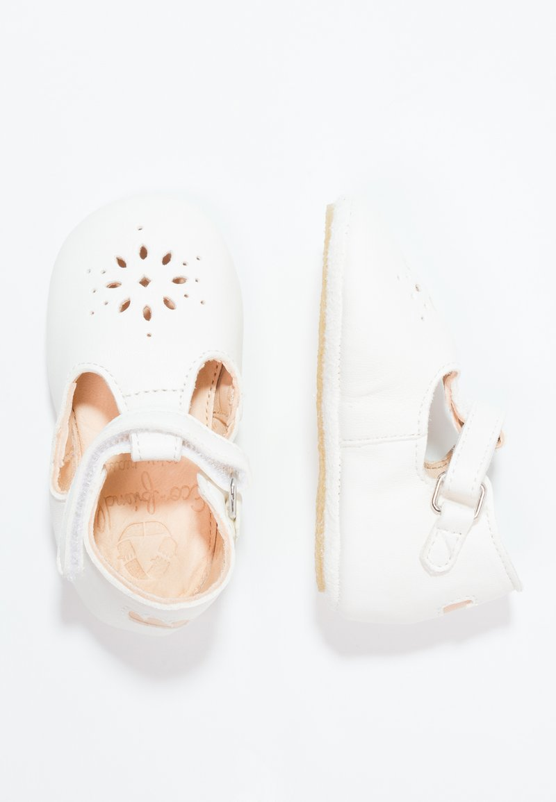 Easy Peasy - LILLYP - First shoes - blanc