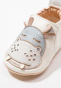 Easy Peasy - BLUMOO - First shoes - blanc/ecume - 2