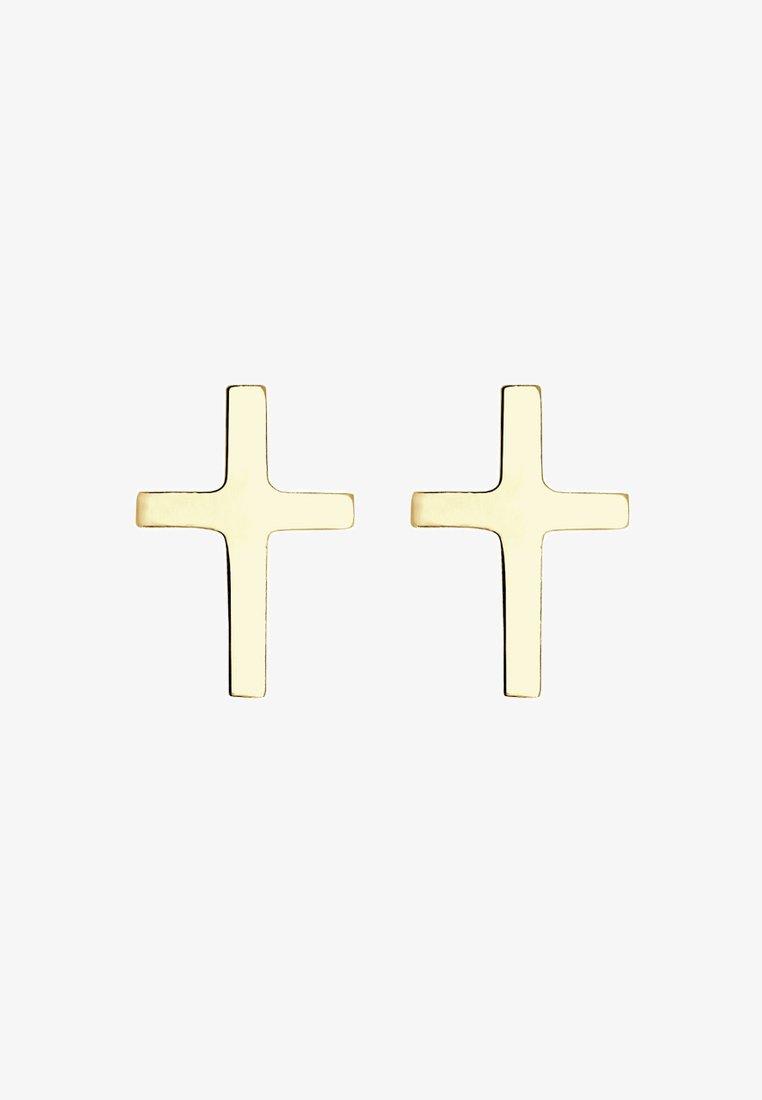Elli - Boucles d'oreilles - gold