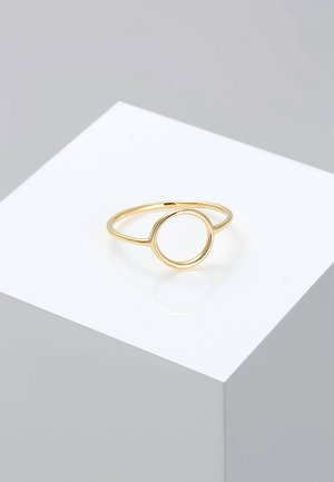 KREIS - Ring - gold-coloured
