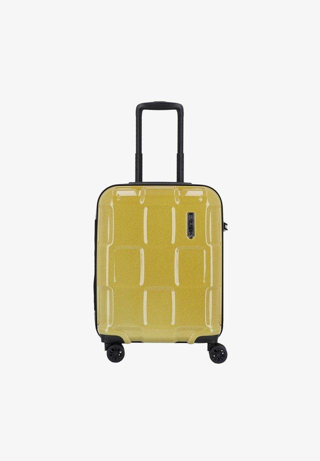 Valise à roulettes - golden glimmer