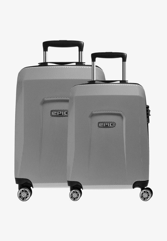 Set de valises - darkgrey