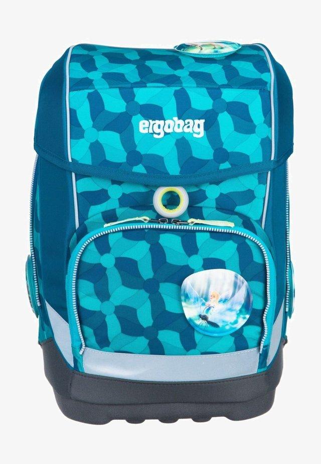 CUBO SET 5-tlg - Schooltas set - turquoise