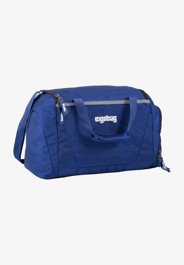 Weekend bag - blue