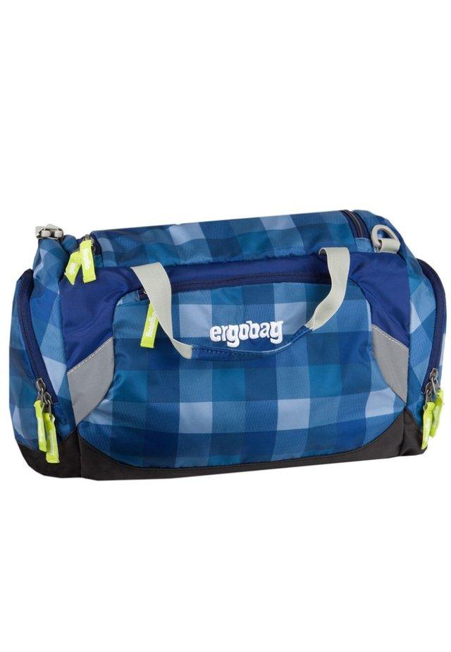 Sports bag - blau karo karoalabär