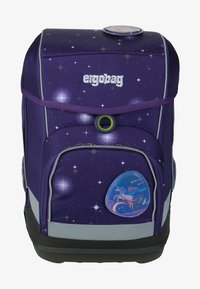 Ergobag - GALAXY GLOW - Schooltas - mottled purple - 1