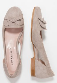 Erika Rocchi - Loafers - sand - 3