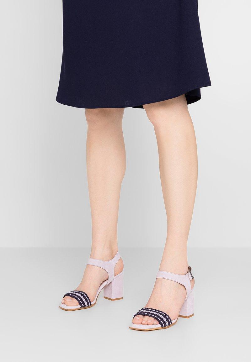 Erika Rocchi - Sandals - lavanda