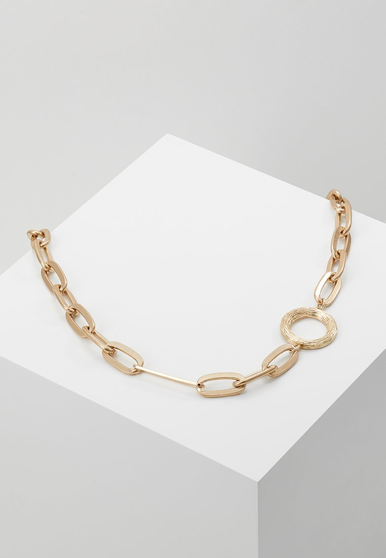 ERASE - TEXTURED LINK NECKWEAR - Collier - gold-coloured