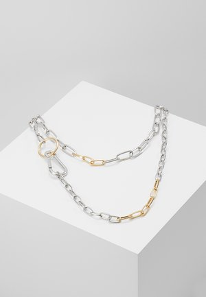 CHAIN LINK DOUBLE ROW - Collar - multi
