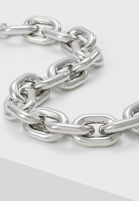 ERASE - CHUNKY LINK - Halsband - silver-coloured - 4
