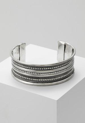 CHAIN CUFF - Náramek - silver-coloured