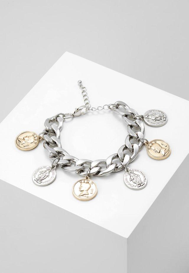 COIN CHARM - Rannekoru - silver-coloured