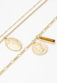 ERASE - COIN AND LOCKET 2 PACK - Necklace - gold-coloured - 4