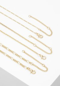 ERASE - COIN AND LOCKET 2 PACK - Necklace - gold-coloured - 2