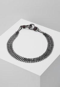 ERASE - WALLET CHAIN - Sleutelhanger - silver-coloured - 0