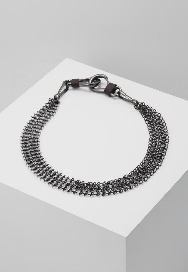 WALLET CHAIN - Sleutelhanger - silver-coloured