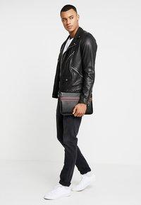 ERASE - CLUTCH MAN BAG - Notebooktasche - black - 1