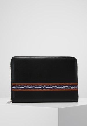 CLUTCH MAN BAG - Laptoptas - black