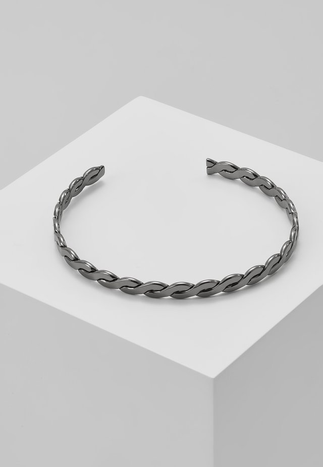 TWISTED CHAIN - Armbånd - silver