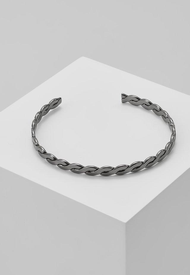TWISTED CHAIN - Náramek - silver