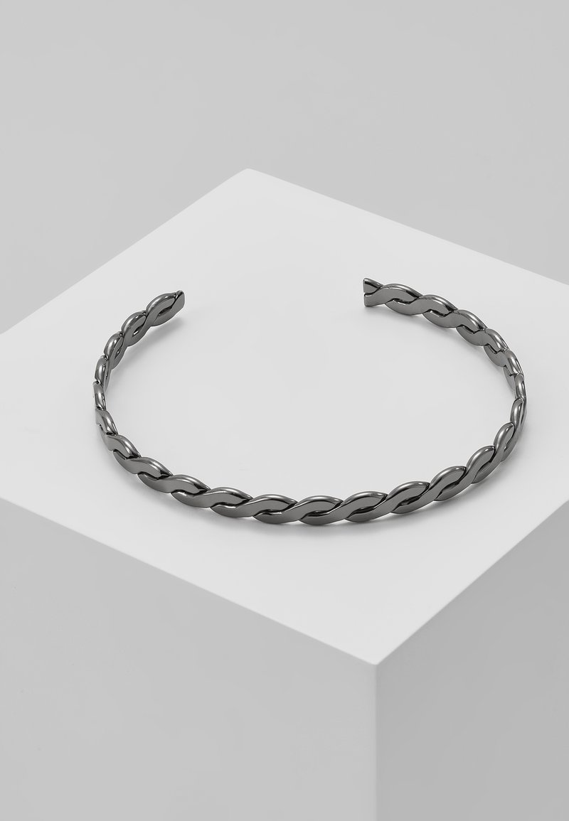 ERASE - TWISTED CHAIN - Bracelet - silver