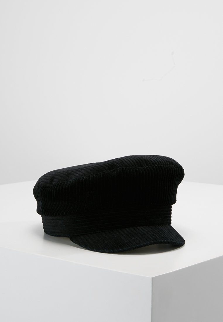 ERASE - BACK BAKER BOY - Cap - black
