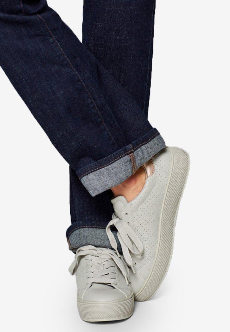 Esprit - BABIKA VEGAN - Sneakers laag - pastel grey
