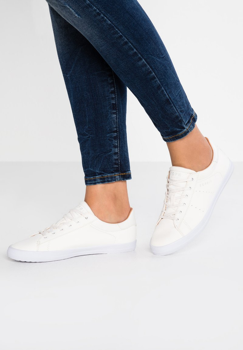 Esprit - Sneakers - white