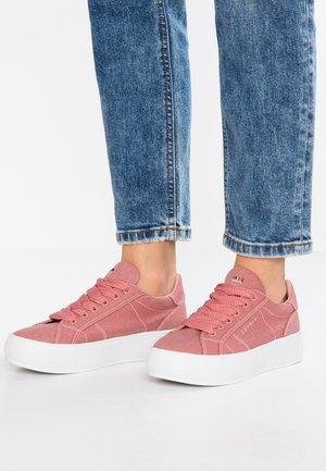 BABIKA VEGAN - Sneakers basse - old pink