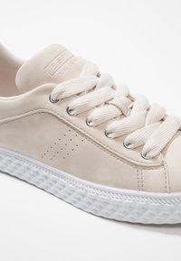 Esprit - INDYA LU VEGAN - Sneakers laag - ice - 2