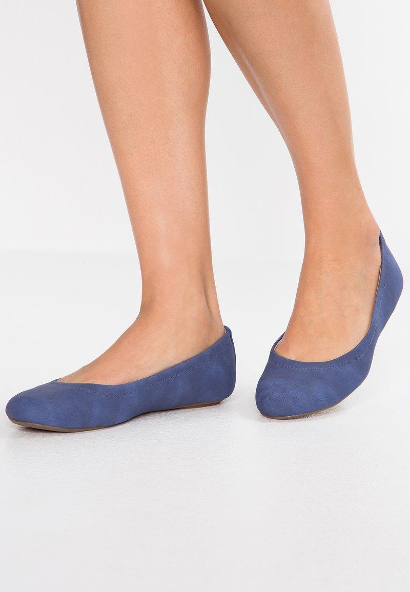 Esprit - ALYA - Ballet pumps - ink
