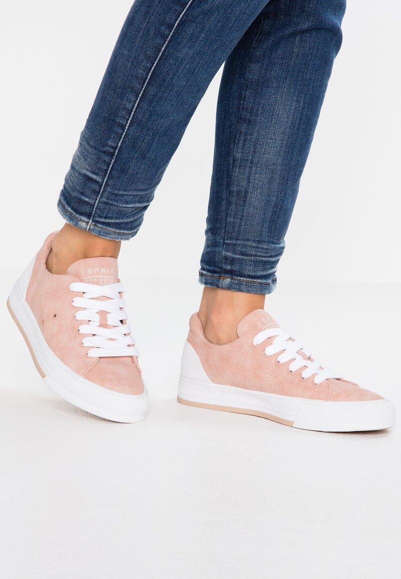 Esprit - Sneaker low - old pink