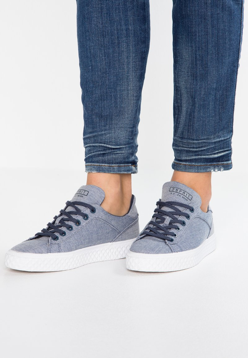 Esprit - INDYA VEGAN - Trainers - ink