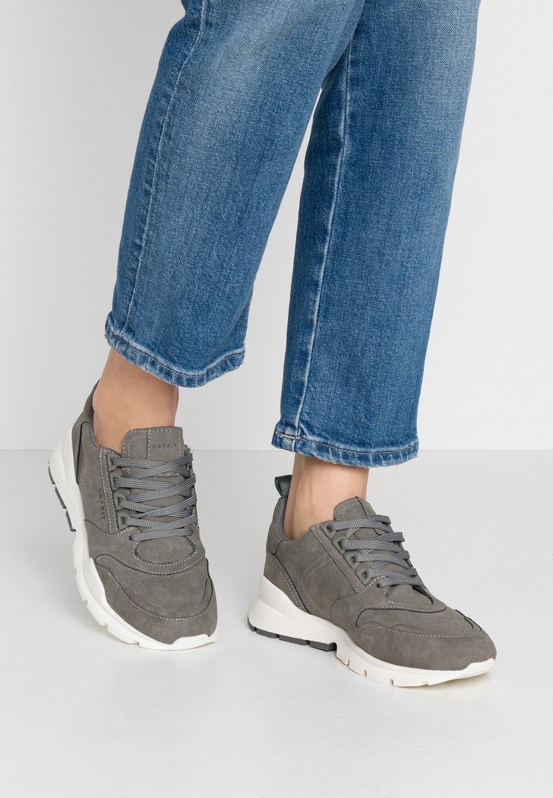Esprit - CHELO - Sneakers - grey