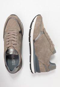 Esprit - BLANCHET VEGAN - Trainers - brown/grey - 3