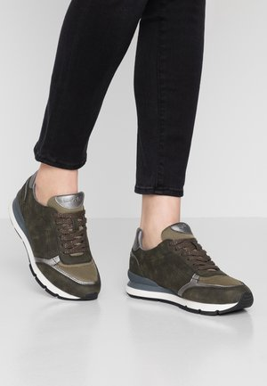 BLANCHET VEGAN - Sneaker low - forest