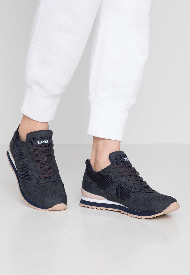Esprit - ASTRO - Sneakersy niskie - navy
